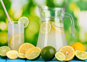 Citrus Soda Water