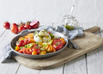 Fresh Tomato Summer Salad