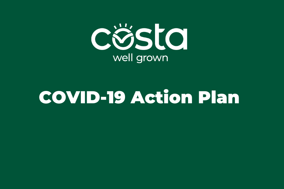 COVID-19 Action Plan