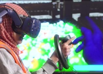 Mushroom training goes virtual