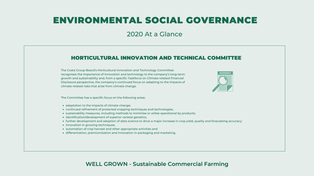 Horticultural Innovation and Technical Committee
